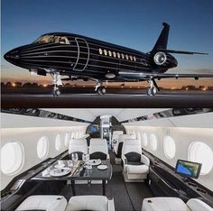 Billionaire lifestyle, private jet interior, luxury yacht interior, private y Jets Privés De Luxe, Luxury Jets, Luxury Boat, Luxury Private Jets, Private Plane, Luxury Travel, Luxury Suv, Yacht Design, Avion Jet