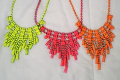 Neon Necklaces