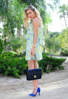 Today on the blog Summer Street Style  http://www.blogpersonalstyle.com