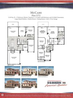 Summerlake Dr Horton Homes Seacrest Floor Plan in Winter Garden FL
