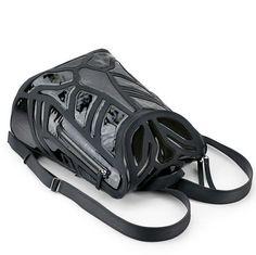 Black leather backpack— Leonid Titow (@leonidtitow) в Instagram: «Четыре дня работы и родился новый #рюкзак , мой трудный ребенок )» Future proof