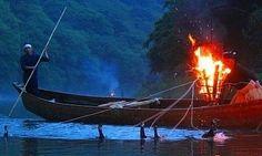 Ukai-  Ancient Traditional Cormorant Fishing in Japan
