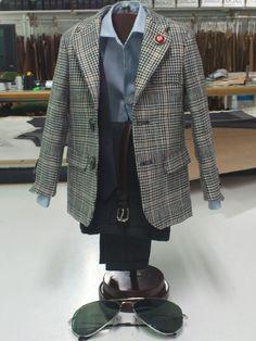 Mini traje