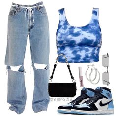 comfy and cute outfits Swag Outfits For Girls, Cute Comfy Outfits, Cute Casual Outfits, Teen Fashion Outfits, Teenager Outfits, Edgy Outfits, Retro Outfits, Look Fashion, Vintage Outfits
