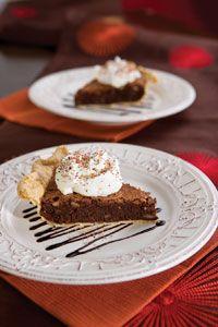 Yummy Fudge Pie ... Paula Dean