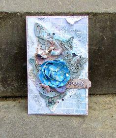 Imaginarium Designs: Cards by Elena Smoktunova