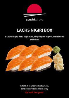Sushi Circle, Html, Cantaloupe, Restaurant, Fruit, Box, Ethnic Recipes, Salmon, Simple