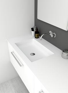 Image result for slim corian basin