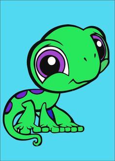 Cartoon Animals with Big Eyes | ... Cartoon Animals With Big Eyes Adorable Cartoon Animals With Big Eyes