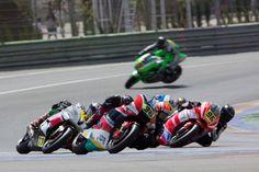 Jayson Uribe, CEV, Valencia, Moto2, Team AGR