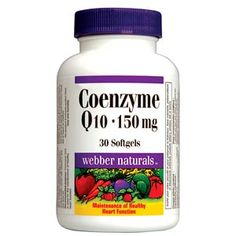 Life after Pre-eclampsia: Coenzyme Q10...say what?!