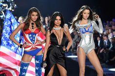 Taylor Hill, Selena Gomez, and Megan Puleri look hot and dangerous.