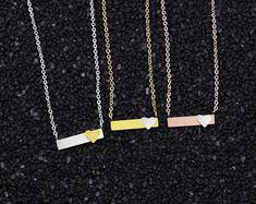 Handmade Gemstone JewelrySterlingBrassNickel silver von KqJewels Beatles, Arrow Necklace, Jewels, Gemstones, Etsy, Silver, Handmade, Accessories, Hanging Hearts