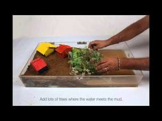 ▶ Do-it-yourself experiments-Tsunami - YouTube
