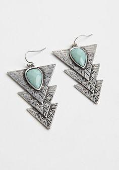 Point Sumner Earrings