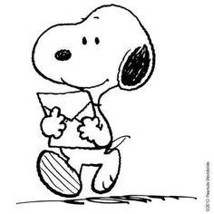 Love Snoopy! ;)