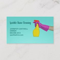 Shop Modern Maid Cleaning Service Teal Trendy Photo Business Card created by ModernMadison. Personalize it with photos & text or purchase as is! Maid Cleaning Service, Cleaning Business Cards, Teal Background, Business Templates, Website Designs, Logo Ideas, Office Gifts, Modern, Unique