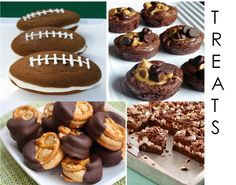 football party treats