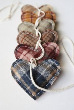 Flannel bags - a bowl of these as centerpieces. Could fill with rice, keep at the hot beverage station, then folks/guests could microwave as hand warmers when they arrive.