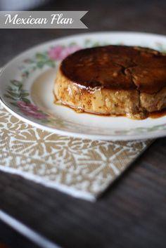 Dairy Free/Gluten Free. Coconut Milk Mexican Flan | FoodLovesWriting.com by Shannalee | FoodLovesWriting, via Flickr
