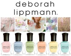 "Deborah Lippmann Spring 2014 ""Spring Reveries"" – Coming Soon - All Lacquered Up - A Nail Polish Fanatics Resource"