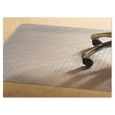 Mammoth Office Products 46 x 60 Chair Mat for Medium Pile Carpet - MPVV4660RMP