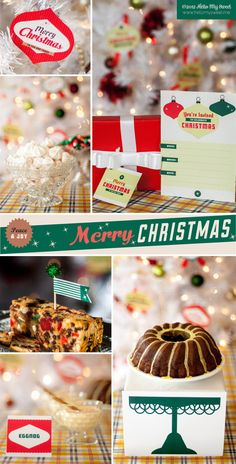 Mad Men Christmas Party   50s Retro Christmas    | www.hellomysweet.me  I've pinned it to win it from @Christina & Kahler My Sweet