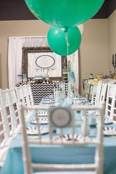 Project Nursery - Breakfast at Tiffany's First Birthday Party - Project Nursery