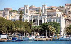 viaggio in italia: Cagliari - Sardegna