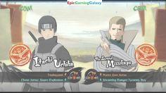 Naruto Shippuden Ultimate Ninja Storm 4 Matches Of Anbu Black Ops Member Itachi Uchiha Part #4