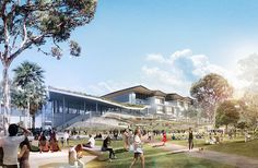 HASSELL | Projects - Darling Harbour Live