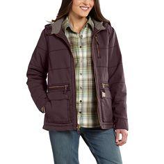 Women's, Cotton Herringbone, Multiple Pockets