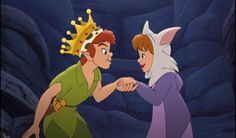 Jane from Peter Pan the very first lost girl Peter Pan Disney, Peter Pan And Tinkerbell, Disney Cartoons, Disney Pixar, Walt Disney, Lost Boys, Lost Girl, Disneyland World, Disney Enchanted