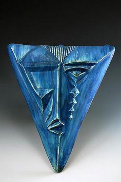 Triangle Mask - Daniel Slack