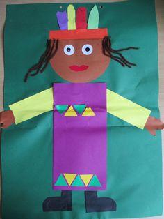 Indiaan knutselen Preschool Crafts, Crafts For Kids, Arts And Crafts, Thanksgiving Crafts, Thanksgiving Decorations, Indian Crafts, Indian Party, Crafty Kids, Native American