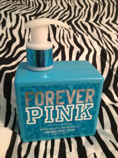 PINK lotion!!