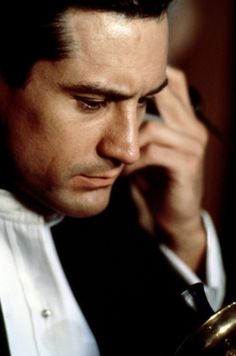 Robert De Niro, in Once Upon A Time In America