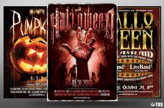 25+ Halloween Poster Flyer Template – PSD,Ai,Indesign,Word