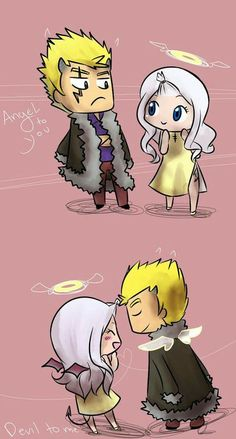 Images Fairy Tail - 3 - Page 3 - Wattpad Chibi Fairy Tail, Rog Fairy Tail, Fairy Tail Laxus, Fairy Tail Amour, Fairy Tail Meme, Fairy Tail Comics, Fairy Tail Guild, Fairy Tail Ships, Couples Fairy Tail