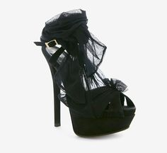 Fendi Black Sandal