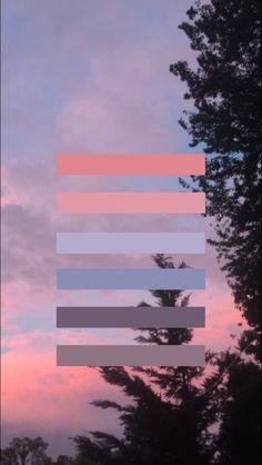 Sunset color scheme for fall Colour Pallette, Colour Schemes, Color Combos, Sunset Color Palette, Cute Wallpapers, Wallpaper Backgrounds, Sunset Colors, Aesthetic Colors, Color Balance