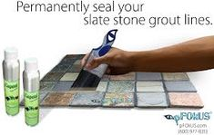 It's your chance to differentiate and choose the best shower grout sealer to seal your stone and tile grout. pFOkUS offer quality shower tile sealer, stone tile sealer and pool grout sealer. Tile Grout, Slate Stone, Stone Tiles, Shower Grout, Coloured Grout, Best Commercials, Restoration