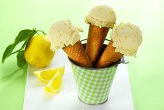 Recette Glace au citron et au mascarpone