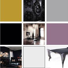 Nuancier-Decoration-interieur-Le-style-Gothique