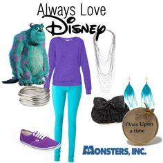 Disney Inspired Outfits 2, created by diseytumblr on Polyvore