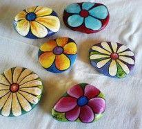 ▷ 1001+ Ideen für Steine bemalen - Dekoration für Zuhause oder nur zum Spaß!