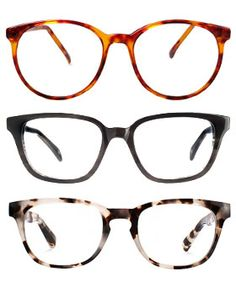 11 Super-Chic Glasses That'll Make You Want To Get Framed #refinery29