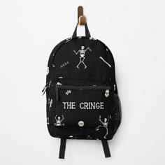"""""""The Cringe (CXG Inspired)"""" Backpack by Ukulily 
