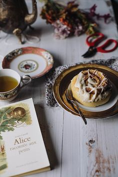 Cream Cheese–Laced Cinnamon Rolls | Always With Butter