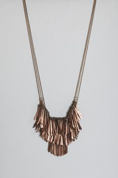 Laura Lombardi Remigial Necklace